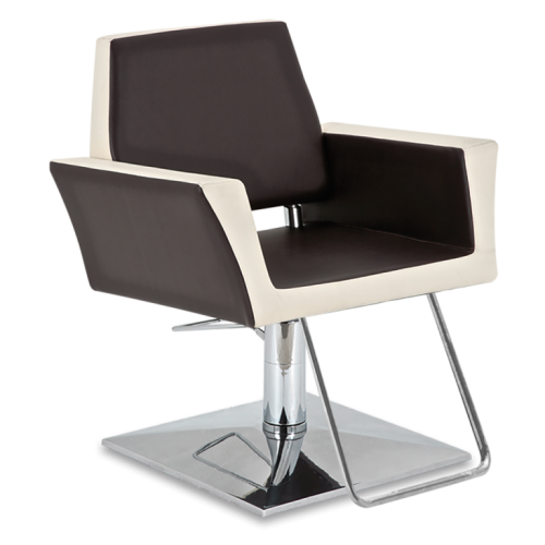 chaise de coiffure oyster