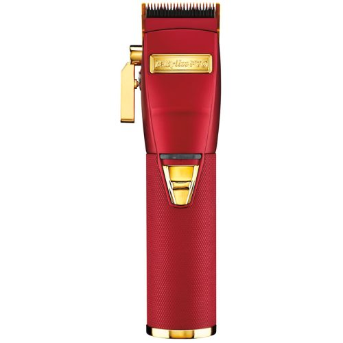 METAL LITHIUM CLIPPER – RED