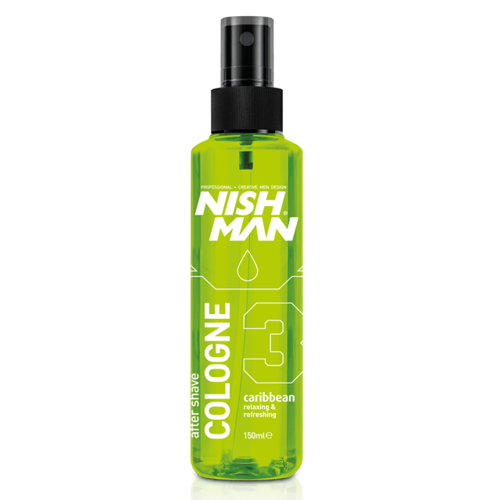 Nishman After Shave Cologne Carribean