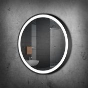 DIMMABLE LIGHTED MIRROR PRESTIGE