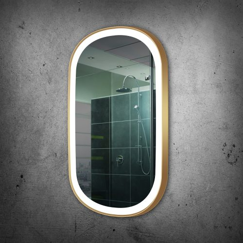 DIMMABLE LIGHTED MIRROR CHIC